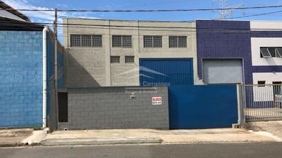 Galpão Para Aluguel Em Jardim Myrian Moreira Da Costa - Ga007478