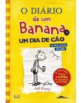 Livro Diário De Um Banana Vol.4 - Dias De Cão