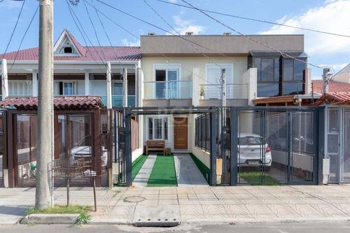 Casa Em Hípica Com 2 Dormitórios - Lu432415