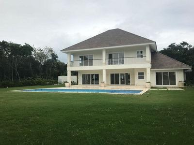 Villa De Lujo En Hacienda Punta Cana