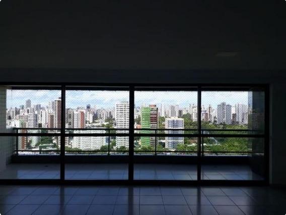 Apartamento Em Jaqueira, Recife/pe De 208m² 4 Quartos Para Locação R$ 6.500,00/mes - Ap549736