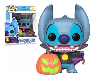 Funko Pop Halloween Stitch 605 - Disney Special Edition
