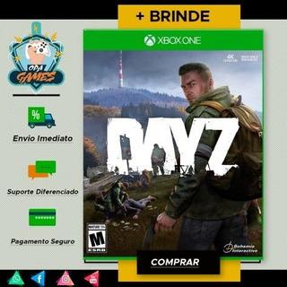 Dayz - Jogo Xbox One - Mídia Digital - Conta Max 10 Pessoas