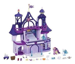 My Little Pony Castillo Escuela De La Amistad