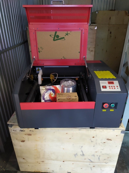 Maquina Grabado Y Corte Laser Co2 4040 50w