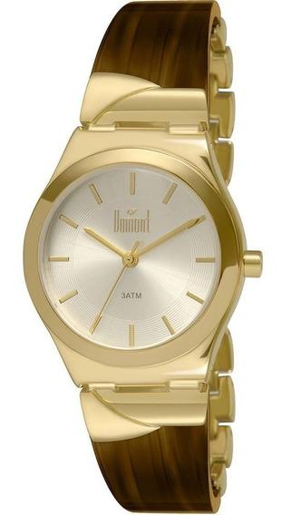 Relógio Feminino Dumont Analógico Casual Du2035lrz/8m