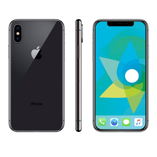 Apple iPhone X 64gb Reacondicionado - Garantía 13 Meses