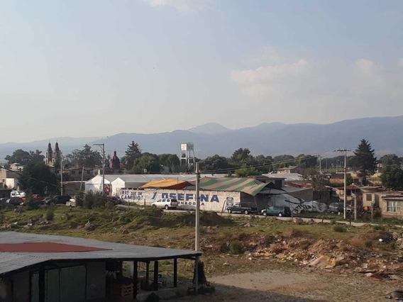Terreno Cerca Del Parque Toluca 2000