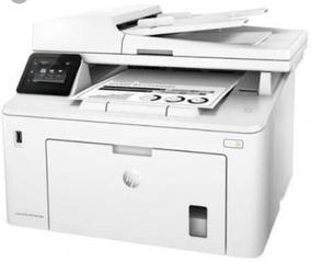 Impressora Hp M227fdw Frente Verso Auto 220v +nota Fiscal