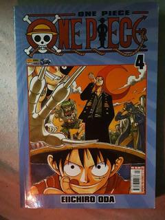 Manga One Piece N° 4