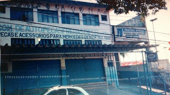 Prédio Comercial Jardim Lauro Gomes São Bernardo Do Campo - 1033-17557