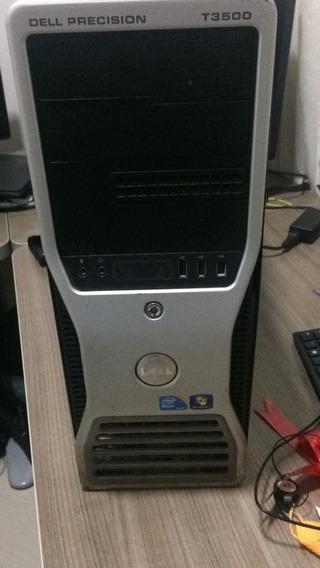 Dell Workstation Precision T3500 Intel Xeon12gb Hd500 Nvidia