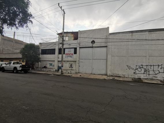 Bodega De 640 M2, Colonia Santa María Aztahuacan, Iztapalapa