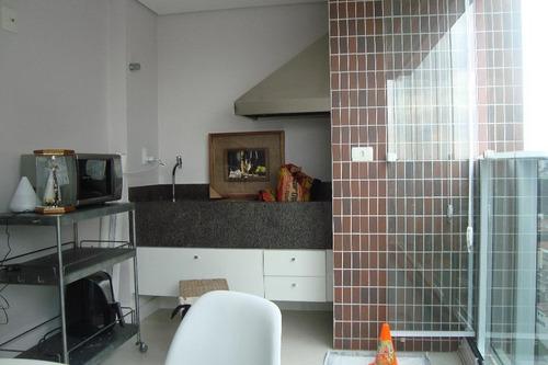 Imagem 1 de 30 de Apartamento Com 2 Dormitórios À Venda, 95 M² Por R$ 1.200.000,00 - Anália Franco - São Paulo/sp - Ap5174