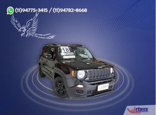 Imagem 1 de 12 de Jeep Renegade  1.8 (aut) (flex) Flex Automático