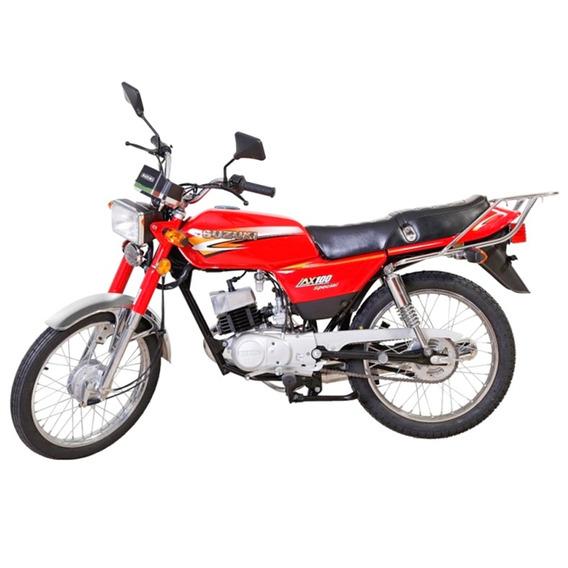 Suzuki Ax 100 Ax 100 0km Dbm Motos Financio Permuto