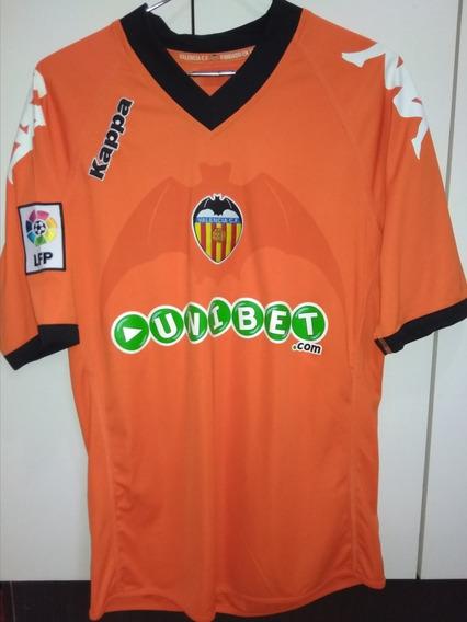 Camisa Valência Oficial 2010 2011