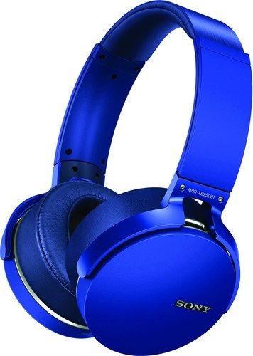 Imagen 1 de 5 de Sony Xb950b1 Blue Audifonos Bluetooth Extra Bass