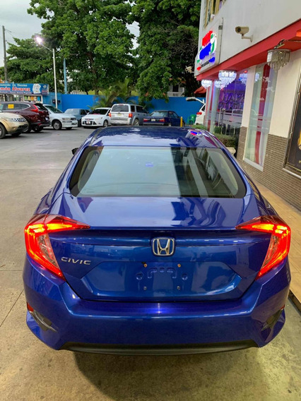 Honda Civic Nuevo Lx Clear