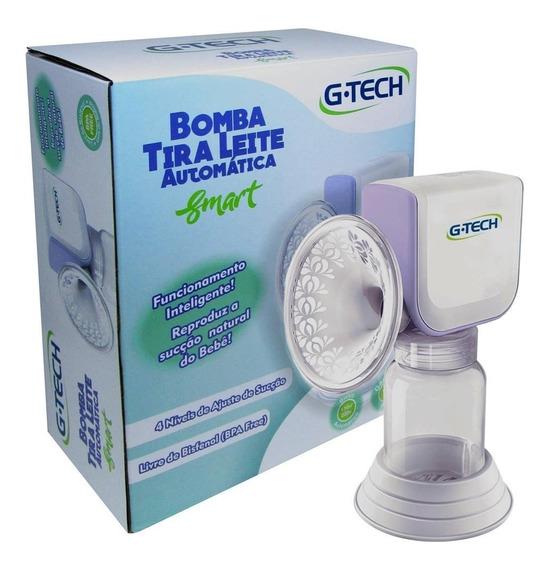 Bomba Elétrica Tira-leite Smart G-tech Frete Grátis Com Nfe