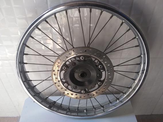 Roda Dianteira Moto Falcon Nx 400 ( Aro )
