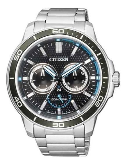 Relógio Citizen Masculino Eco Drive Bu2040-56e / Tz30857t