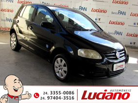 Volkswagen Fox Route 1.6 8v (flex) Manual
