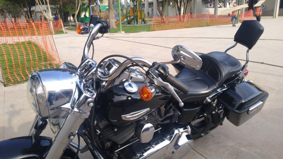 Hd Dyna Switch Back 1690cc 2012 Respaldo Quitapon Y Alforjas