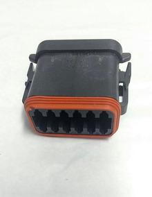 Conector Deutsch Dt06-12sa Pct Com 10 Unidades