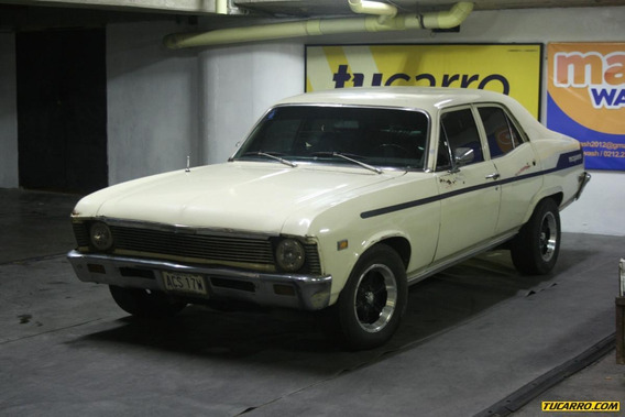 Chevrolet Nova Nova