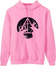 Blusa Canguru Harry Potter - Escola De Bruxaria Hogwarts