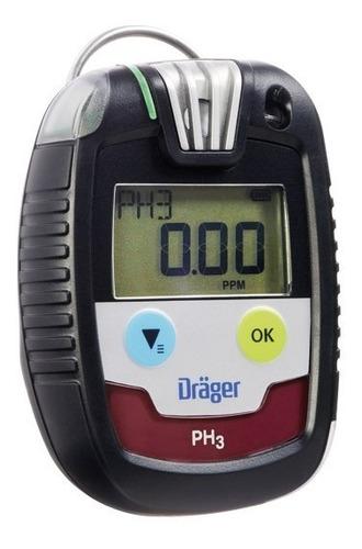 Imagen 1 de 1 de Medidor De Fosfina (ph3) Drager Modelo Pac 8000 Ph3
