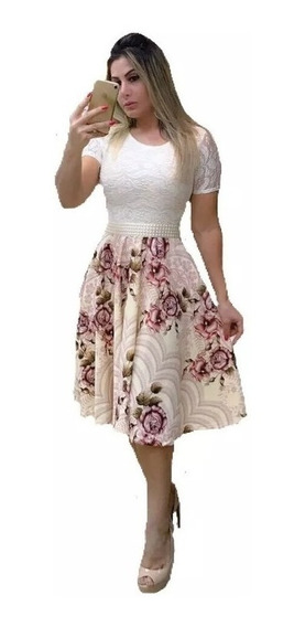Fardamento Moda Evangélica Vestidos Gode Sob Encomenda10unid