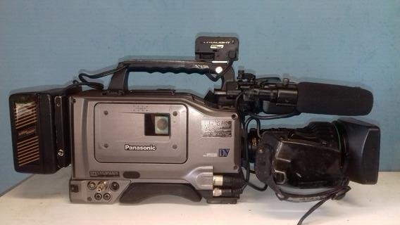 Câmera Profissional Panasonic Ag-dvc200