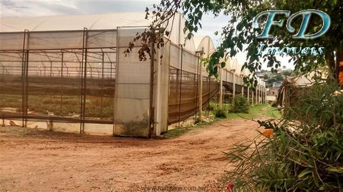 Imagem 1 de 10 de Áreas Industriais À Venda  Em Bom Jesus Dos Perdões/sp - Compre O Seu Áreas Industriais Aqui! - 1325454