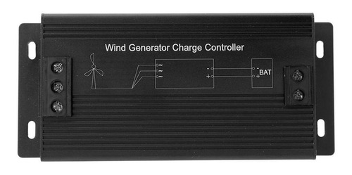 Imagen 1 de 7 de Generador De Turbina Eólica Controlador De Carga Durable Pr