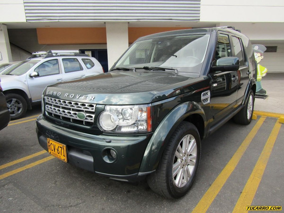 Land Rover Discovery Lr4 V8 Hse