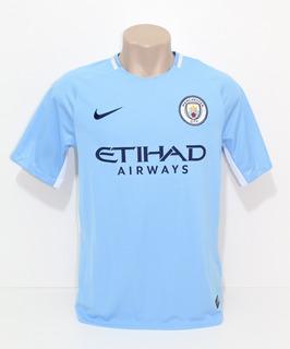 Camisa Original Manchester City 2017/2018 Home