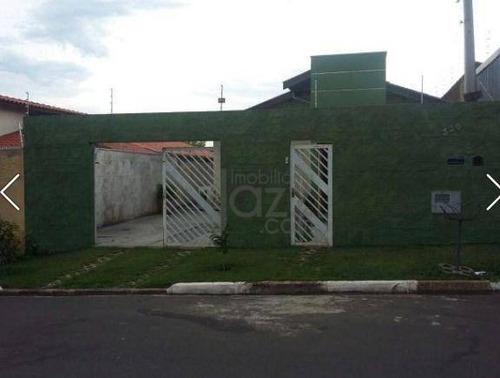 Casa Residencial À Venda, João Aranha, Paulínia. - Ca3051