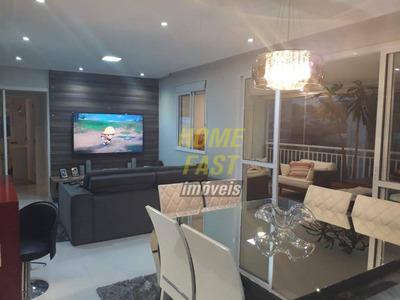 Apartamento No Isla Lago Dos Patos Com 3 Dormitórios À Venda, 114 M² Por R$ 785.000 - Vila Galvão - Guarulhos/sp - Ap1144