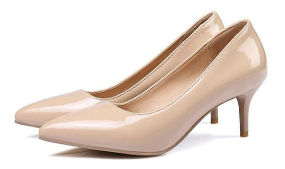 Sapato Feminino Moon Meek 03096 Importado Frete Grátis