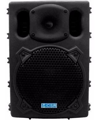 Caixa Csr Acústica Ativa 770a Usb 100w Driver Titanium