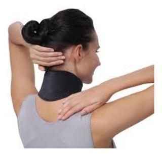 Colar Alivio Dor Pescoço Terapia Magnética Solution Slim
