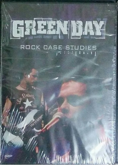 Green Day: Rock Case Studies - Nuevo - Original