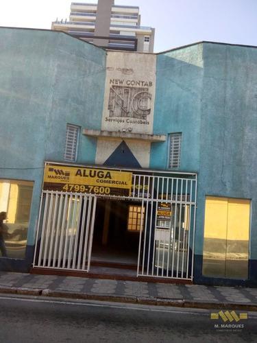 Imagem 1 de 15 de Loja/salão Em Centro  -  Mogi Das Cruzes - 3828