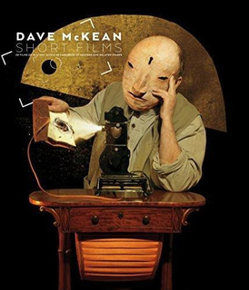 Dave Mckean: Short Films (blu-ray + Book) : Dave Mckean