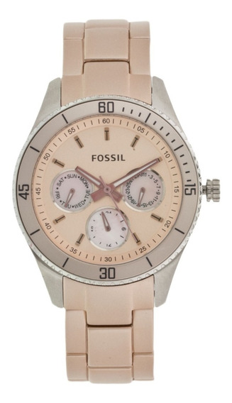 Relógio Fossil Feminino Multifuncional Fes3037z