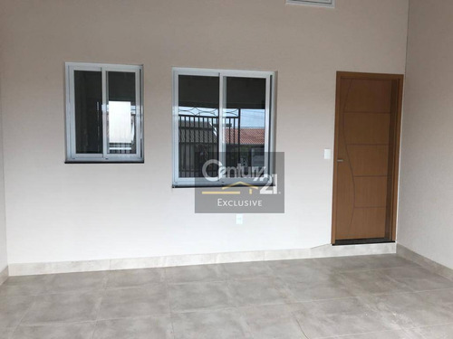 Casa À Venda, 66 M² Por R$ 298.000,00 - Jardim Dos Colibris - Indaiatuba/sp - Ca0755