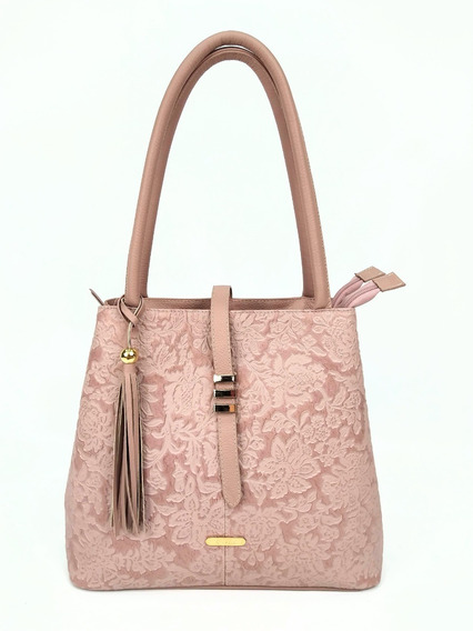 Bolso Women Bag Cuero 100% Cartera Mujer Actual Juvenil Nice