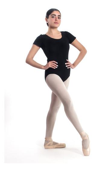 Mallas Elizabeth Combo X 8 Ballet Manga Corta Adulto